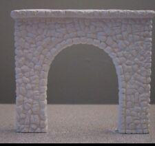 Random Stone Tunnel Portal Set, Single Track, N Scale