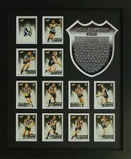 Collingwood 2012 Framed *Stock Clearance Sales*