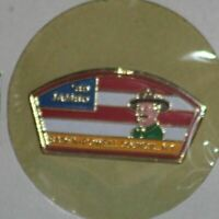Boy Scouts Of America 1989 Baden Powell Council National Jamboree Hat Pin