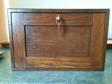 More details for vintage engineers tool cabinet 4 drawer locking front panel 2 keys