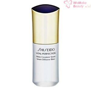 Shiseido Vital-Perfection White Circulator Serum 1.3oz / 40ml New In Box