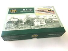 RATIO Station Train Shed 207 N Gauge Trackside Series Vintage in Original Box
