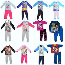 Boy Pyjama Sets Nightwear (2-16 Years) for Girls