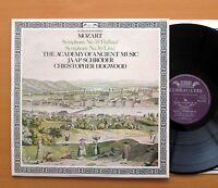 DSLO 602 Mozart Symphony 35 & 36 Jaap Schroder Christopher Hogwood NM/EX insert