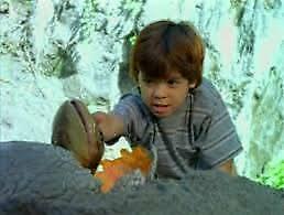 Vulcan DVD 1997 Tom Taus Dinosaur Pterodactyl Robert Vaughn Rare Kids Movie
