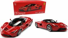 Bburago 1:18 FERRARI Signature Series LAFERRARI Diecast Car Red 18-16901RD