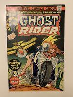 GHOST RIDER#12  1975 MARVEL BRONZE AGE COMICS