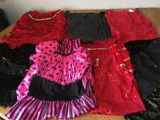 Mixed Lot Of 7 Womens Fancy Dress Costumes 1920s Flapper Gatsby Charleston Adult