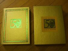 THE HOBBIT, 50 Anniversary, J.R.R. TOLKIEN, Houghton BCE -1987