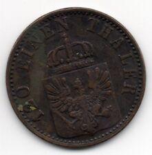 Germany - Preussen / Prussia - 3 Pfennig 1869 A