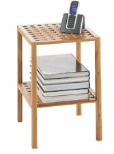 Wood Less than 60cm Square Coffee Tables with Shelves