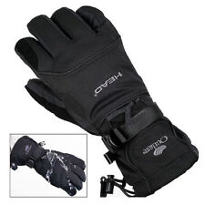 Men Ski Gloves Snowboard Snowmobile Motorcycle Riding Winter Gloves Windproof