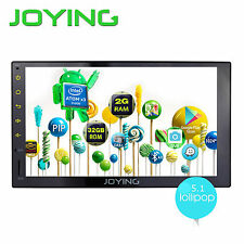 2GB ROM 32GB 7 INCH ANDROID 5.1 LOLLIPOP DOUBLE 2 DIN HD PIP TOUCHSCREEN PANEL
