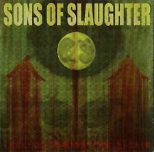SONS OF SLAUGHTER - Extermination strain CD (Retribute, 2005) Death Metal
