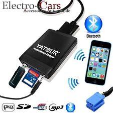 INTERFACE USB BLUETOOTH ADAPTATEUR MP3 AUTORADIO COMPATIBLE CITROEN C4