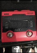 korg tuner pedal