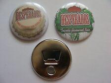 """COLLECTION MAGNET AIMANT  FRIGO DECAPSULEUR  """"DESPERADOS""""  A CHOISR"""