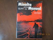 Minolta Srt Manual By John Neubauer, 35Mm Srt Format, Micro And Tele Lenses