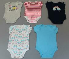 Member's Mark Girl's Baby Favorite Bodysuits Mixed 5-Pack AN3 Multi Size 12mo