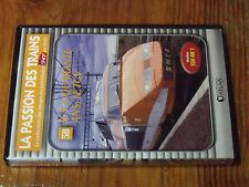 $$  DVD La Passion des Trains n°58 Il y a Quarante ans le TGV Viaduc & tunnel