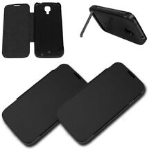 2PCS 3500MAH BACKUP BATTERY CHARGER POWER CASE COVER BLACK SAMSUNG GALAXY S4 IV