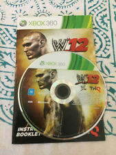Microsoft Xbox Wrestling Video Games