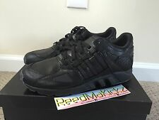 Adidas EQT Running Guidance King Push x Pusha T Black Market Mens size 11 us