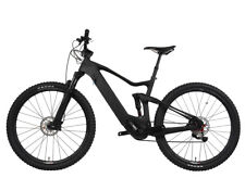 29er Carbon Electric Bicycle SRAM 12s Suspension Mountain bike Bafang Ebike 20""