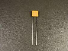 Lot of 2 C062T105K5X5CP Kemet Capacitor 50V 1 uF µF 10% X7R Radial CKR06BX105KP