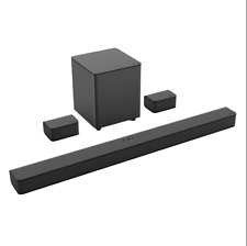 "NEW! Vizio V51-H6 36"" 5.1 Channel Home Theater Soundbar & Wireless Subwoofer"