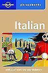 NEW - Italian: Lonely Planet Phrasebook