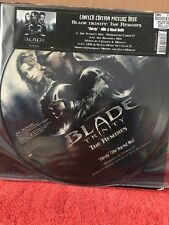 Blade Trinity The Remixes Thirsty ODB Lemon D Valve Recordings Drum & Bass 12""