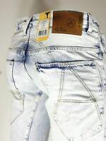 G-Star Raw Jeans A-Crotch Tapered W31 L32 Aged Destroy  Neu  UVP 139€