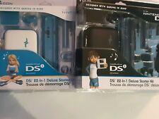 Nintendo DSi 22-in-1 Deluxe Starter Kit, Blue or Black