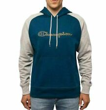 Champion Men's Long Sleeve  Pullover Hoodie S