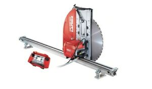 Hilti DST 10 Wall Saw, less than 8 hours of use, basically brand new!!