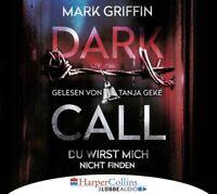 DARK CALL.DU WIRST MICH NICHT FINDEN - GRIFFIN,MARK  6 CD NEW
