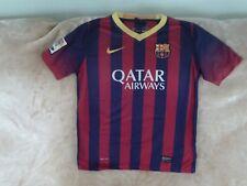 Niños Niñas 12-13 años-Barcelona-Camiseta De Fútbol Nike