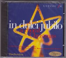 In Dulci Jubilo - A Choral Christmas - CD (Brand New Sealed) Promo