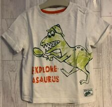 Boys Age 3-4 Years - F&F  T Shirt