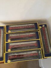 AHM - RIVAROSSI - THE ALTON LIMITED 6 CARS - Chicago & Alton Railway's In Box