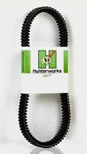 Hunterworks Severe Duty CVT Drive Belt Polaris RZR XP XPT Turbo S RS1 2016-2019
