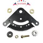 Steering Sector & Pinion Gear W/ Bushings For John Deere LA130 /135 /140/145 USA