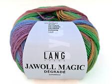 lang Yarns Jawoll Magic Dégradé 100 G Farbe 55 Socken Mehr