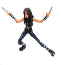 "Marvel Legends X-23 Laura Kinney 6"" toy figure Black Variant, wolverine, logan"