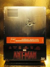 STEELBOOK Ant Man [ Limitee 2D/3D FNAC ]
