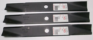 """NEW 48"""" BLADE SET FOR TORO WHEEL HORSE 106637 106078 MADE IN USA  FAST SHIPPING!"""