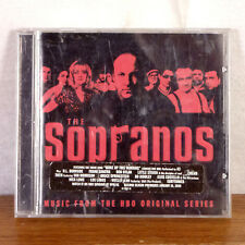 Sopranos OST Soundtrack HBO Series CD 1999 Columbia playgraded M-