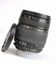 Tamron 28-300mm F3.5-6.3 XR LD DI (IF) Macro Zoom Lens - Nikon- Front/Rear Caps