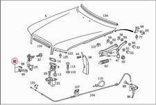 Genuine MERCEDES W126 Sedan Handle 1268800620